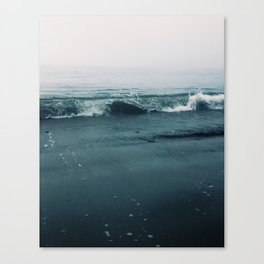 With The Ocean II Canvas Print