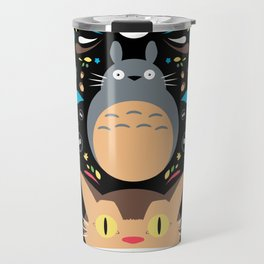 Neighborhood Friends Travel Mug