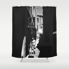 Venetian Streets Shower Curtain