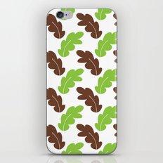 Big Leaves iPhone & iPod Skin