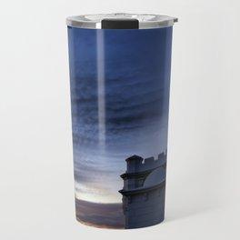 Light on Light Travel Mug