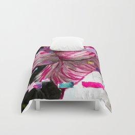 'Lucy' - Glitch Portrait Comforters