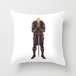 DA crew Cullen Throw Pillow