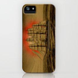 Set Sail - 001 iPhone Case