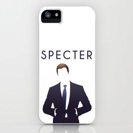 Specter iPhone Case