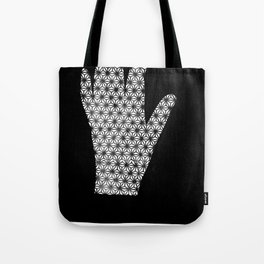 Until the Fingers Began To Bleed 1 Tote Bag