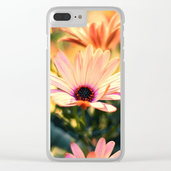 A Piece of Summer Clear iPhone Case