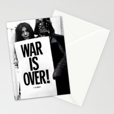 Darth Vader with Yoko Ono Stationery Cards