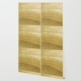Soft Gold Marble Wallpaper