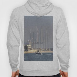 Dubai Yacht And Architecture Hoody