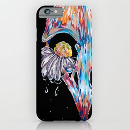 Bird Tears iPhone Case