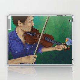 Andrew Bird Laptop & iPad Skin