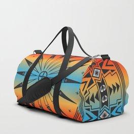 Morning Sky Duffle Bag