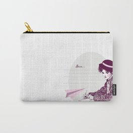 Lady Jane Carry-All Pouch