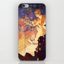 The Creator iPhone Skin