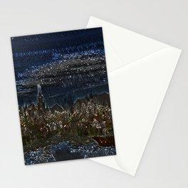 Stormy Night Stationery Cards