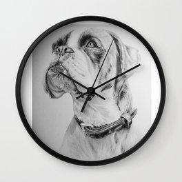 What A Good Boy !! Wall Clock