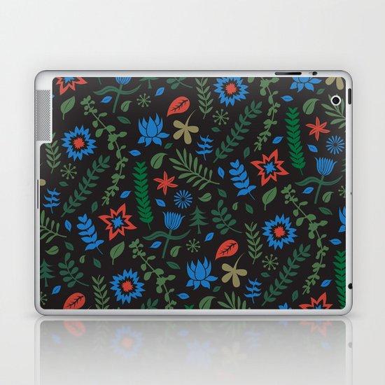 Herbal myst Laptop & iPad Skin