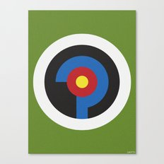 MISSING TARGET Canvas Print