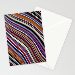 Wild Wavy Lines X Stationery Cards