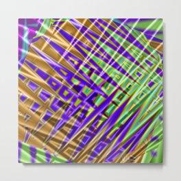 Abstract 315 QW Metal Print