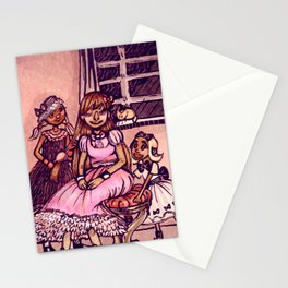 Lovely Lolitas Stationery Cards
