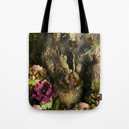 The Forbidden Swamp of Ancient Mars Tote Bag