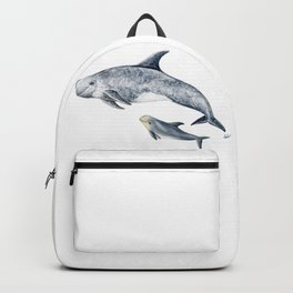 Risso´s Dolphin Backpack