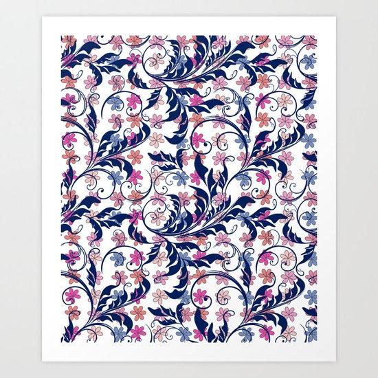 tas7 Art Print