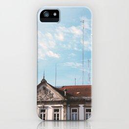 Sky Hotel iPhone Case