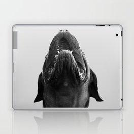 THE DOGUE monochrome Laptop & iPad Skin