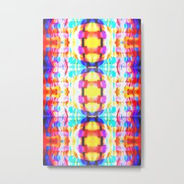 Tapestry of the time Metal Print