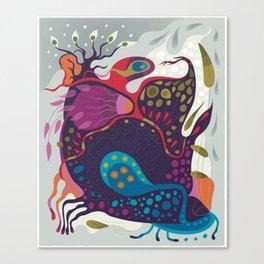 Spring Creeper Canvas Print