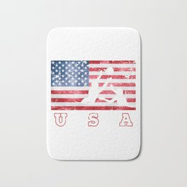 Team USA Water Polo on Olympic Games Bath Mat