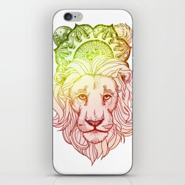 I Believe in the Good Things Coming iPhone Skin