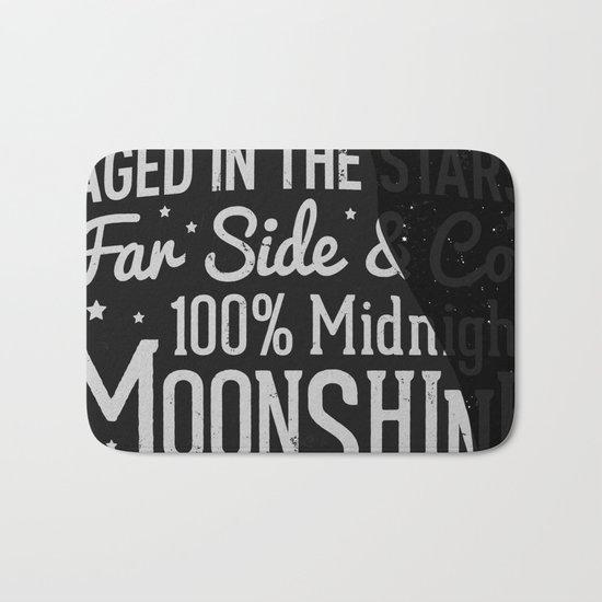 Midnight Moonshine Bath Mat