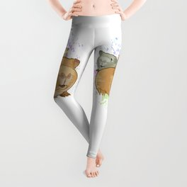Guinea Pigs Leggings