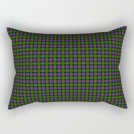MacDonald Tartan Plaid Rectangular Pillow