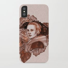 Scout Harding iPhone Case
