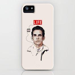 Walter Mitty iPhone Case