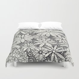 Bloomers Duvet Cover