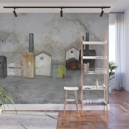 Factory No 14 by Annalisa Ramondino Wall Mural