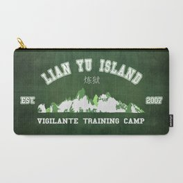 Vigilante Training camp Carry-All Pouch
