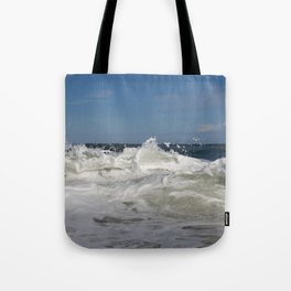 14 Days of Waves (1/14) Tote Bag