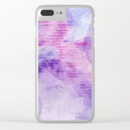 Amnesia Clear iPhone Case