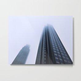 June Gloom Metal Print