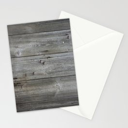 Wood texture - wooden background 1 Stationery Cards
