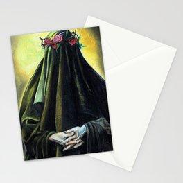 Pulchra est Virginitas Intacta Stationery Cards