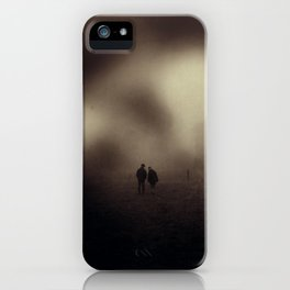 I Will Follow You Into The Dark iPhone Case
