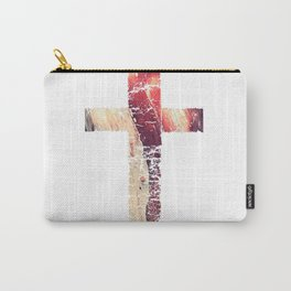 THE CROSS/wood Carry-All Pouch